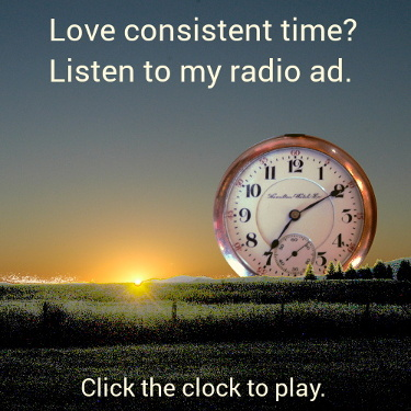 Click to hear my radio ad